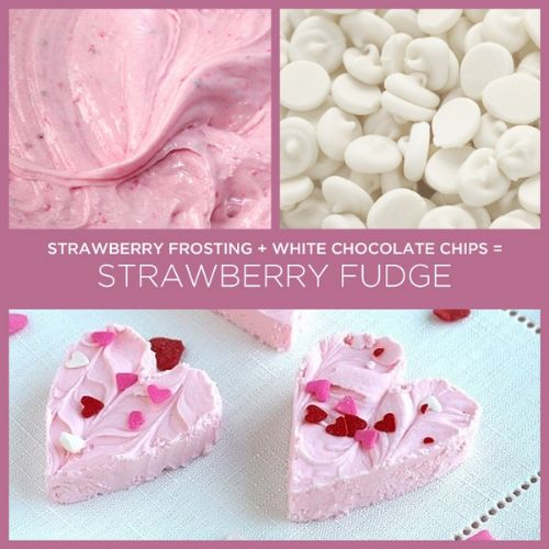 Strawberry Fudge