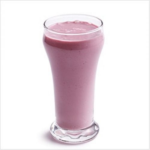 Berry and Banana Greek Yogurt Smoothie