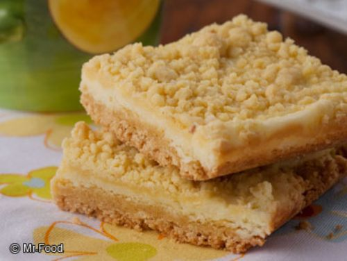 Lemon Cheese Bars