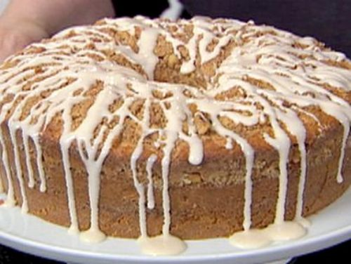 Cake - Sour Cream Coffee Cake