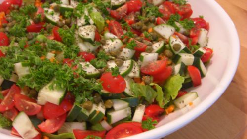 wjjjww chopped salad