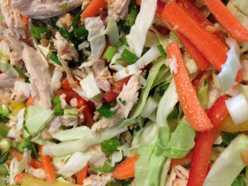 Chicken- Vietnamese Salad