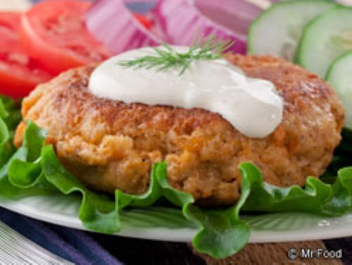 Shrimp Patties