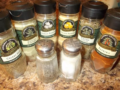 SPICE MIX - All Purpose Seasoning