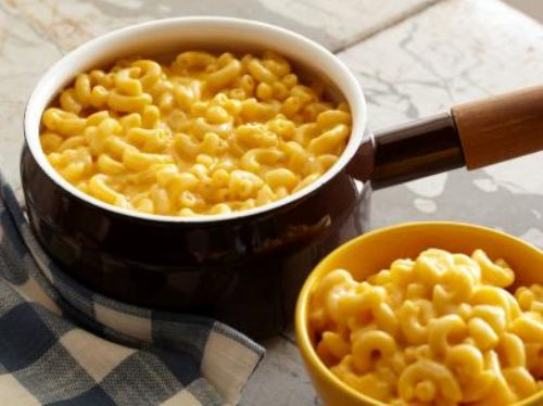 Stove Top Mac-n-Cheese