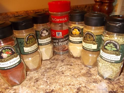 SPICE MIX - Mexican Seasoning