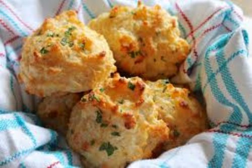 Bisquick Cheddar Old Bay Biscuits
