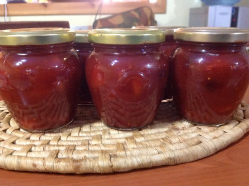 Christmas Cranberry Chutney