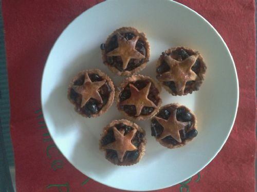 Mince pies (pastry)