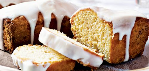 Whipping Cream Pound Cakes