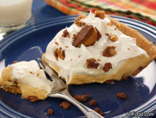 Decadent Peanut Butter Pudding Pie