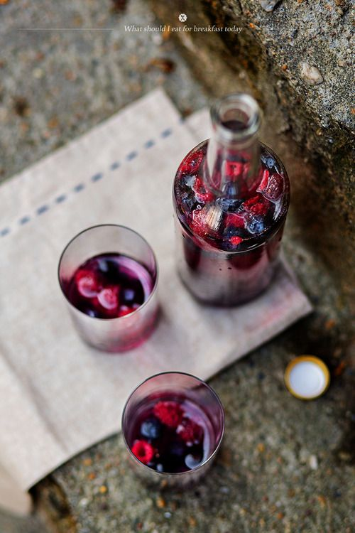 Berry Water