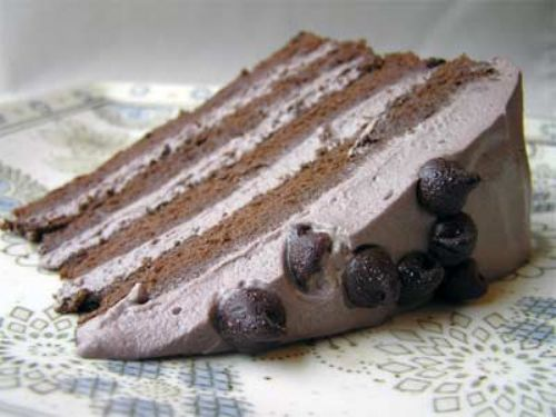 Lighter Than Air Chocolate Cake Recipe