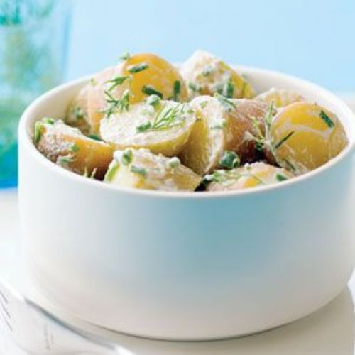 Zesty Dill Potato Salad
