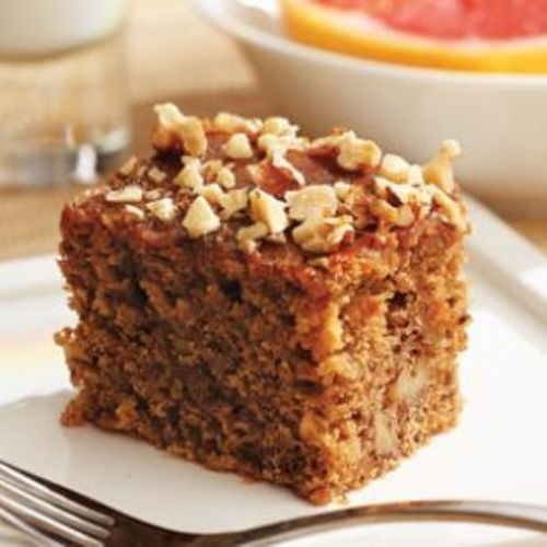 Greek Walnut Spice Cake