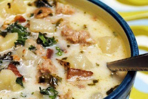 zuppa toscana olive garden recipe
