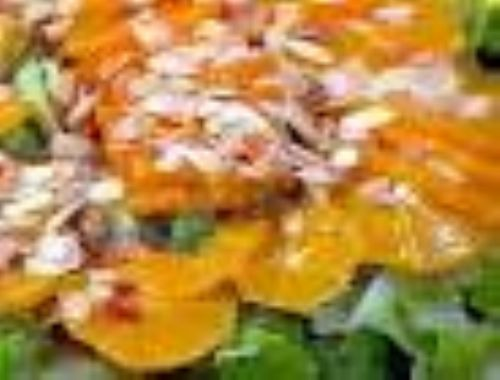 Orange and Almond Salad