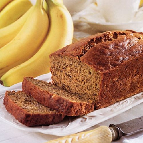 Diabetic friendly banana bread