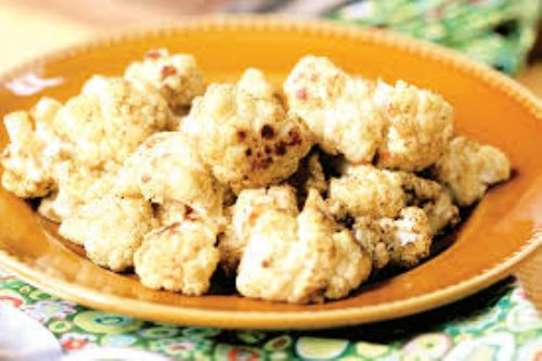 Cumin-Roaster Cauliflower