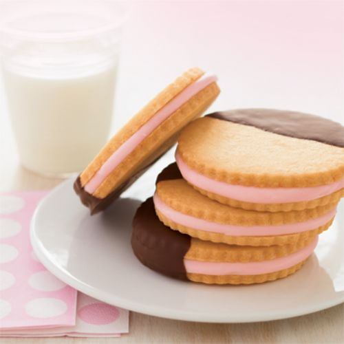 Sweetheart Sandwich Cookies