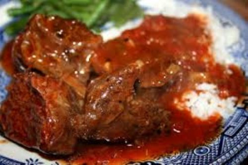 CROCK-POT ITALIAN POT ROAST
