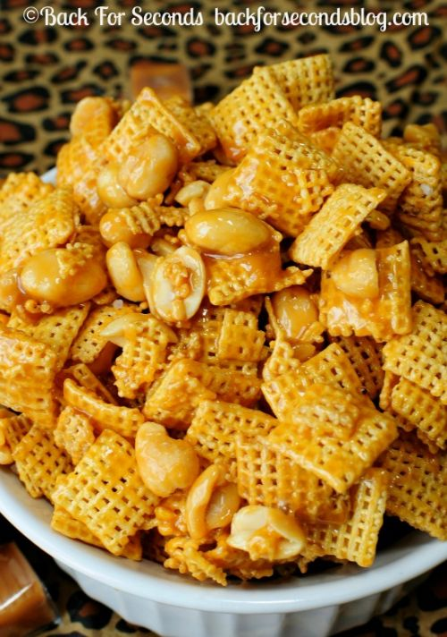 Payday Chex Mix