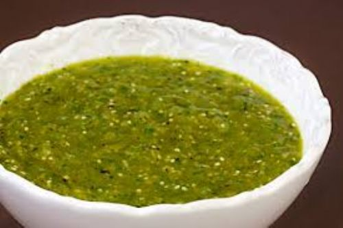 Cafe Rio Tomatillo Dressing