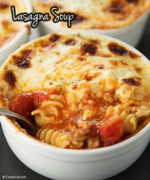 Lasagna Stoup