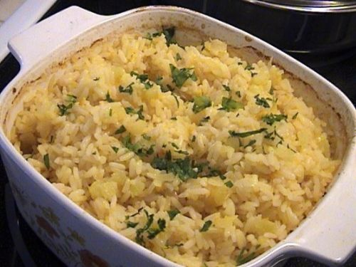 Baked Rice