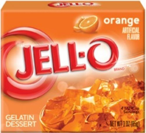 Gunhild's Orange Jello