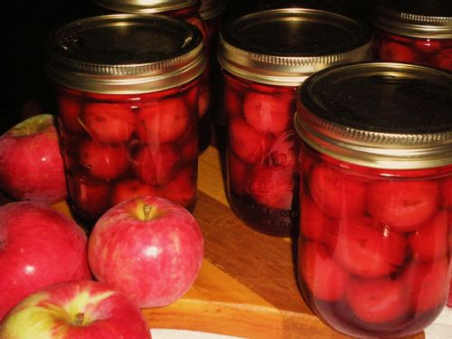 Apple Pickles