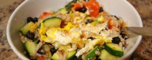 Veggie ''Fried Rice''