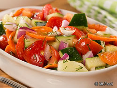 Cool Veggie Salad