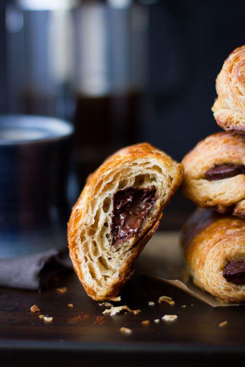 Rye Flour Croissant Recipe