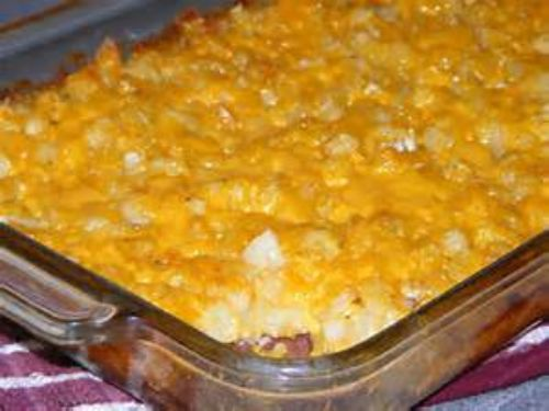 Hash Brown Potatoe Casserole