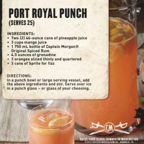 Port Royal Punch