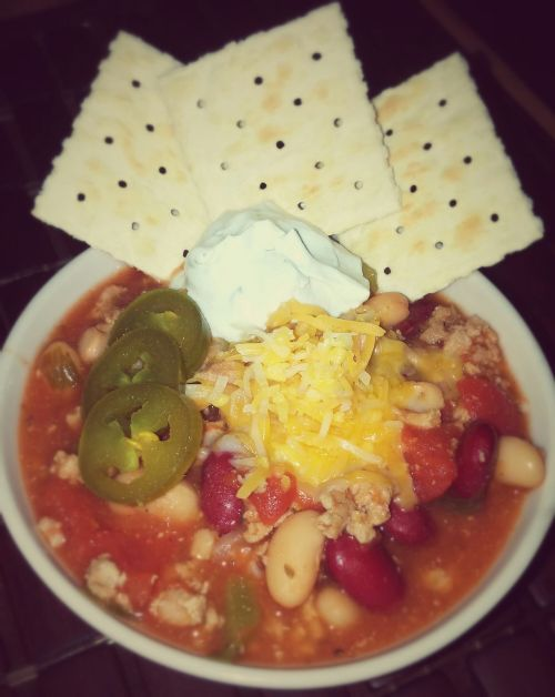 Down Home Chili