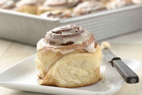 Mom's Cinnamon Rolls