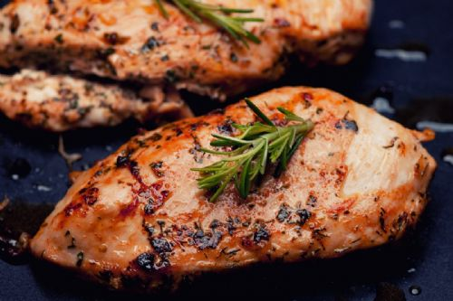 Balsamic Rosemary Chicken Breasts