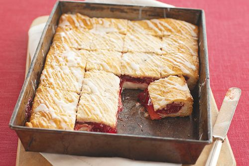Philadelphia Cream Cheese Cherry Danish Recipe