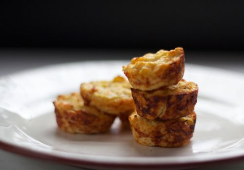 Cheesy Cauliflower Biscuits