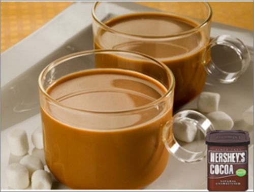 Hershey's Perfectly Chocolate Hot Cocoa