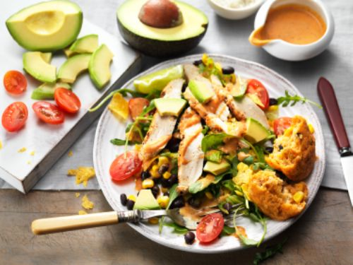 PANERA Southwest Grilled Chicken Salad