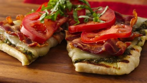 Grilled Summer Sandwich