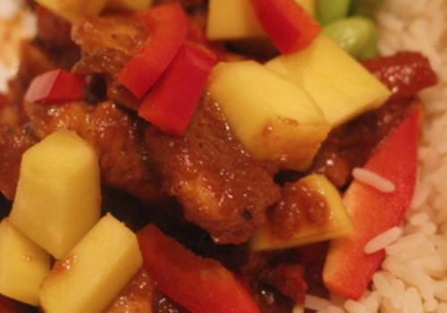 Thai Mango Chicken