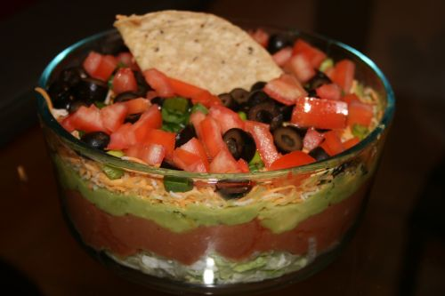 Eight Layer Dip