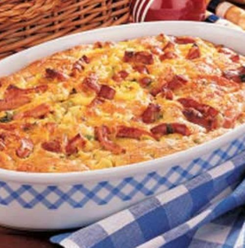 Hot Dog Rice Casserole Recipes