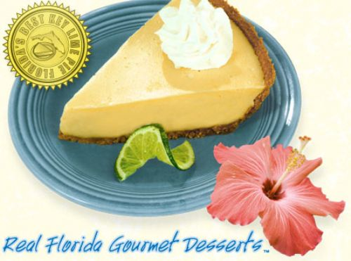 Real Key Lime Pie