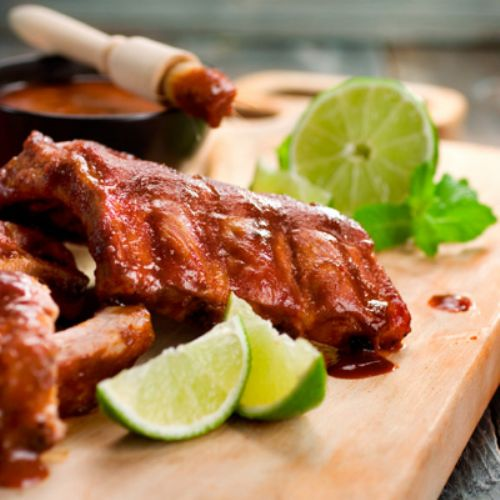 Mexican-Style Spareribs
