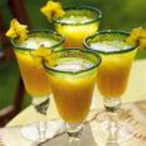 sunshine punch (slightly alcoholic)